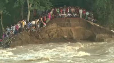 Floods follow storm havoc in eastern India