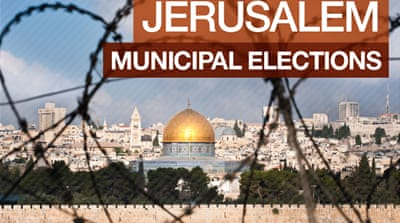 Infographic: Jerusalem's contested vote