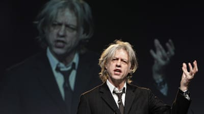 Bob Geldof: 'This generation too will fail'