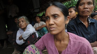 Sectarian bloodshed grips Myanmar