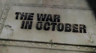 The War in October: What Happened in 1973?