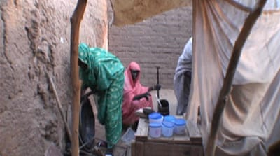 Families in Sudan struggle to afford food