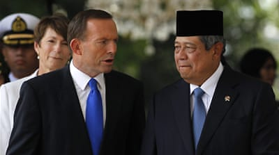 Leaked papers show Australian government spied on Indonesian ministers [AFP]