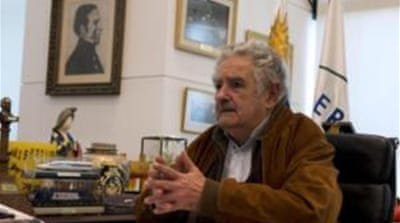 Jose Mujica: 'I earn more than I need'