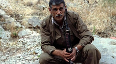 Bayik, commander of PKK's armed wing,  is considered a likely successor to Ocalan as the group's head [EPA]