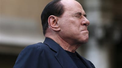 Berlusconi has denied any wrongdoing and is confident of the outcome of the  Feb. 2014 preliminary hearing [Reuters]