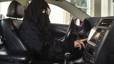 Saudi braces for 'driving campaign' by women