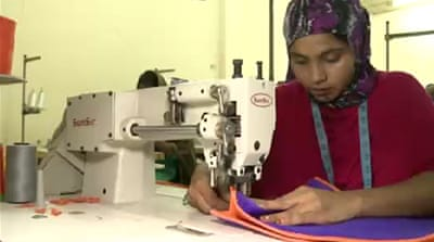 Bangladesh's garment industry on the mend