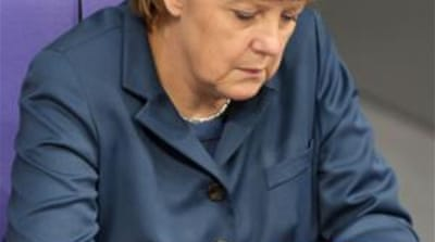 Germany received information that the US is spying on the mobile phone communications of Chancellor Merkel [AFP]