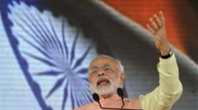 Narendra Modi said the special status for Kashmir had been misused by those in power in the state [AFP]
