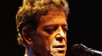 US musician Lou Reed dead at 71