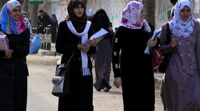 Cash crunch cripples Palestinian colleges