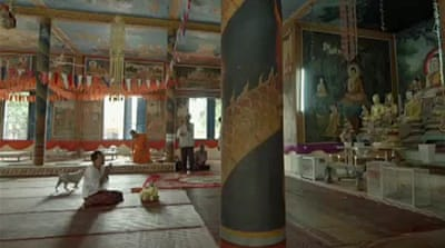 Khmer Rouge victims struggle with trauma