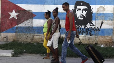 The UN General Assembly has urged the US to end more than 5-decade-old economic embargo against Cuba [EPA]