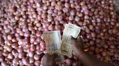Why onions bring tears to Indian eyes