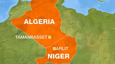 Bodies of migrants found in Niger desert