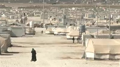 Jordan criticised for Syrian refugee camps