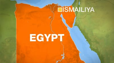 US citizen found hanged in Egypt prison