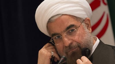 The Rouhani metre: a mix of broken promises and hope