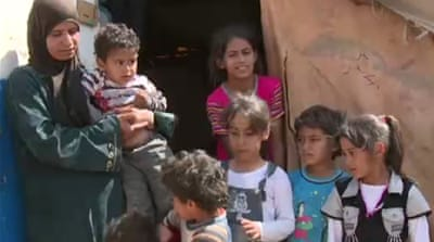 Syrian child refugees deprived of education