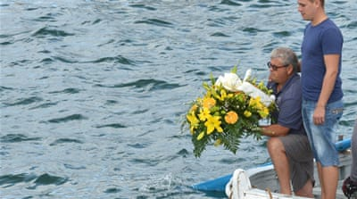 Lampedusa mourns boat-wreck victims