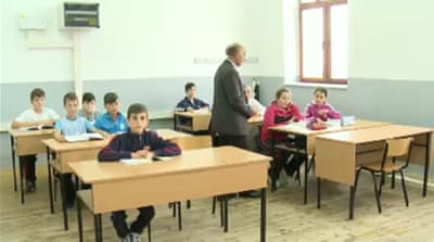 Segregation rife in Macedonia schools