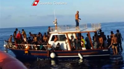 Captain in Lampedusa boat tragedy arrested