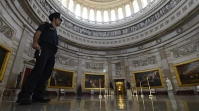 US shutdown erodes confidence in government
