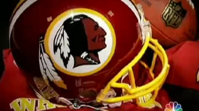 Campaign over NFL Redskins' name gathers pace