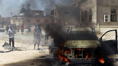 Libya: A safe haven for al-Qaeda?