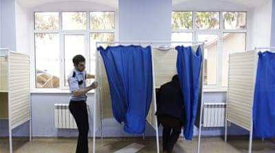 Azerbaijan goes to polls in presidential vote