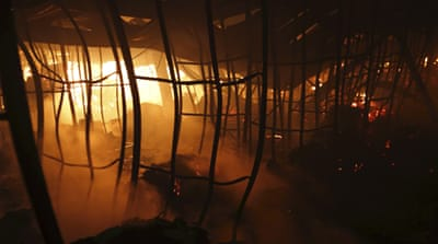 Deadly fire at Bangladesh garment factory