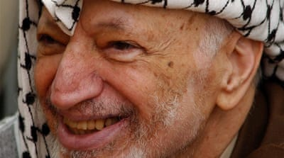 Arafat poisoning claim backed by journal