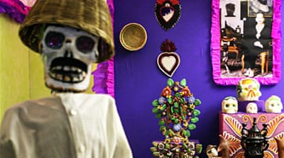 In Pictures: Mexico's Day of the Dead