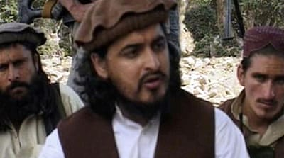 Pakistan on alert after Taliban chief's death