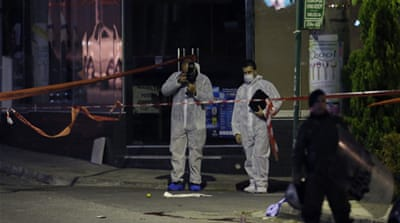 Fatal shooting near Athens Golden Dawn office