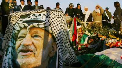 Swiss scientists stand by Arafat findings