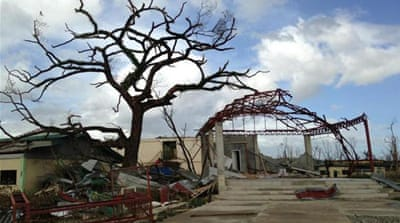 In pictures: Haiyan's havoc