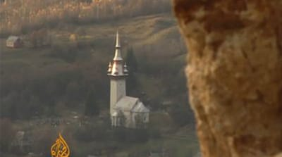 Romania gold mine creates controversy