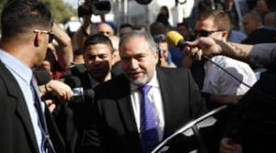 The return of Avigdor Lieberman