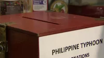 Filipino-Americans help typhoon victims