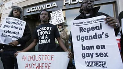 Opposition to homosexuality runs deep in some African nations