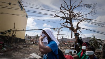 Philippines typhoon tragedy: Share your story