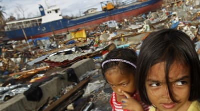 The cost of Haiyan