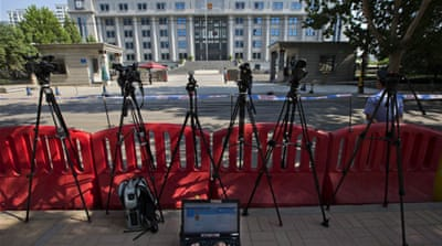 China's balancing act with the foreign media
