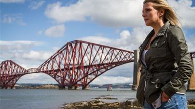 Julie returns to Scotland to find no perceived anti-English sentiment like she had been expecting [Layla Neal]