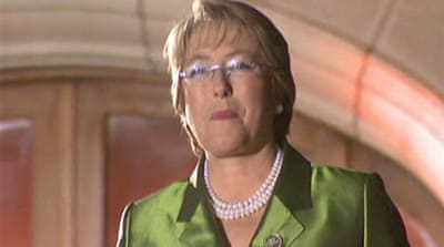 Bachelet favourite as Chile heads to polls