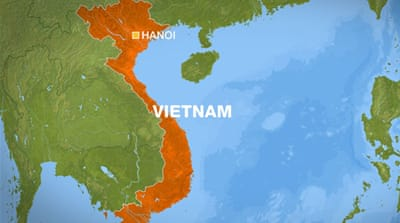 Workers clash with police in Vietnam