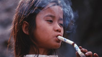 Big tobacco eyes Myanmar market