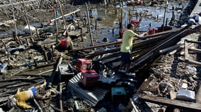 The Philippines: After the storm